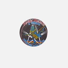 Randy Rhoads tribute Mini Button