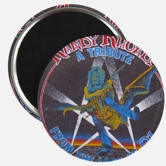 Randy Rhoads tribute Magnet