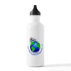 HU Logo Water Bottle