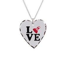 Badminton love Necklace