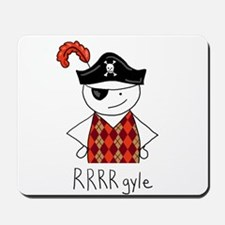 RRRR-gyle Pirate Mousepad