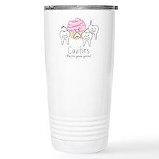 Cavities Travel Mug