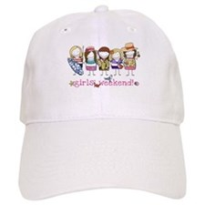 Girls' Weekend Baseball Cap