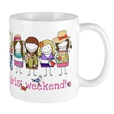 Girls' Weekend Mug
