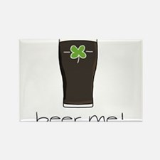 Beer Me Rectangle Magnet (10 pack)