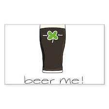 Beer Me Decal