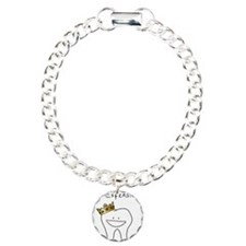 I'm Expensive - Tooth Charm Bracelet, One Charm