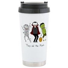 Monster Mash - Halloween Travel Mug
