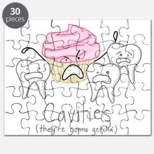 Cavities Puzzle