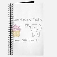 Cupcake vs. Teeth Journal