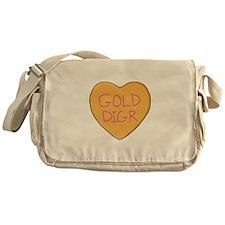GOLD DIGR Messenger Bag