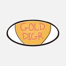 GOLD DIGR Patches