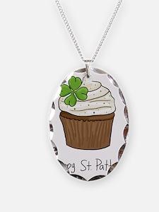 StPats cupcake.png Necklace