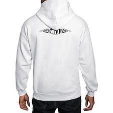 Ground & Pound - Bloody Hoodie Sweatshirt