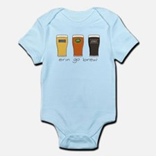 Erin Go Brew Infant Bodysuit