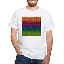 Rainbow Knit Photo Shirt