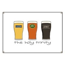 The Holy Trinity Banner