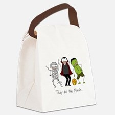 They did the Mash Canvas Lunch Bag