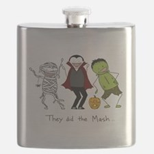 They did the Mash Flask