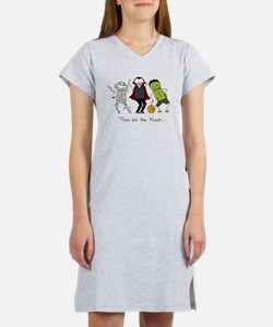 They did the Mash Women's Nightshirt