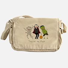 They did the Mash Messenger Bag