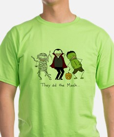 They did the Mash T-Shirt
