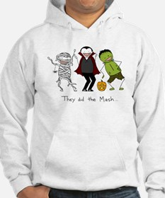 They did the Mash Hoodie