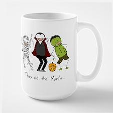 They did the Mash Mug