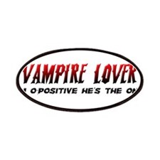 Vampire Lover Patches