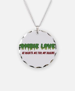 Zombie Lover - Necklace