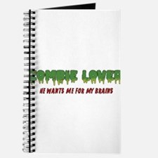Zombie Lover - Journal