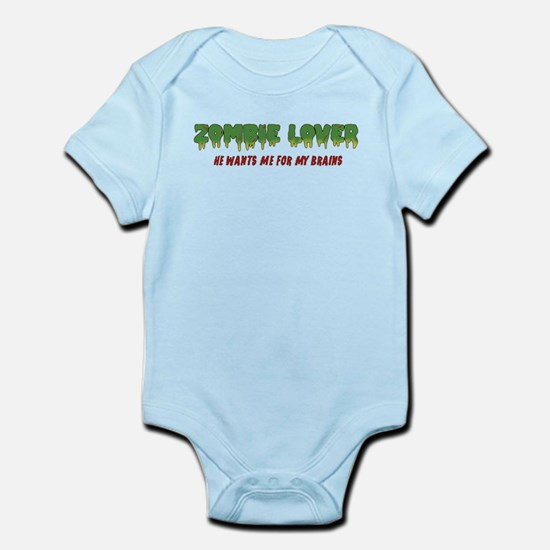 Zombie Lover - Infant Bodysuit