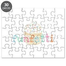 Vanilla Funfetti Puzzle
