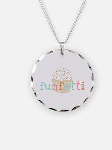 Vanilla Funfetti Necklace