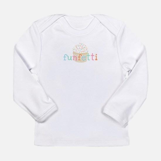 Vanilla Funfetti Long Sleeve Infant T-Shirt