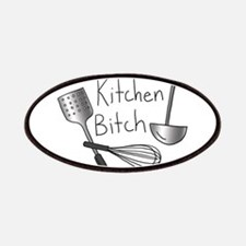 Kitchen Bitch Patches