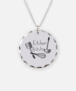 Kitchen Bitch Necklace