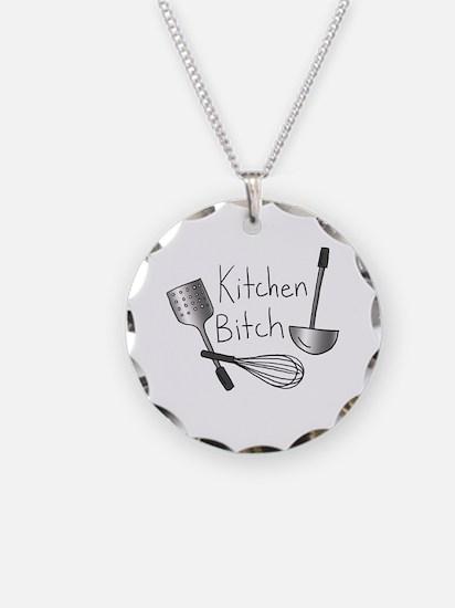 Kitchen Bitch Necklace