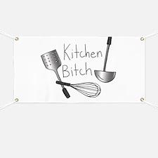 Kitchen Bitch Banner