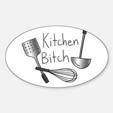 Kitchen Bitch Decal