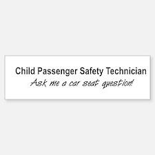 CPST Bumper Bumper Bumper Sticker