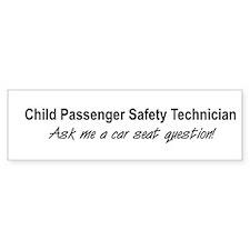 CPST Bumper Bumper Sticker
