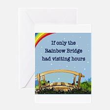 Rainbow Bridge Greeting Cards