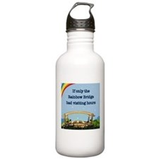 Rainbow Bridge Water Bottle