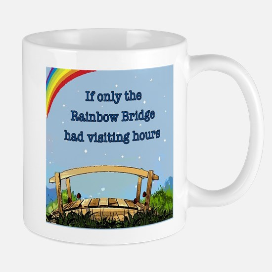 Rainbow Bridge Mugs