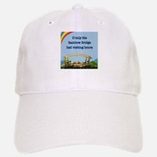 Rainbow Bridge Baseball Baseball Baseball Cap