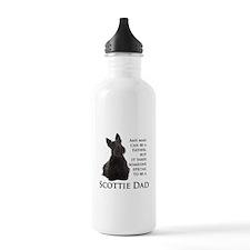 Scottie Dad Water Bottle
