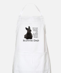 Scottie Dad Apron