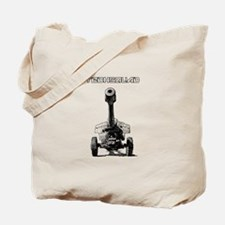 TechSquad Howitzer Tote Bag