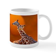 Cute Serengeti plain Mug